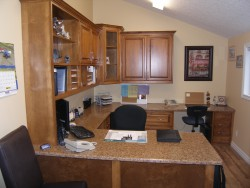 Desks and conference tables